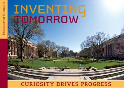 Inventing Tomorrow – University of Minnesota – Engineering a New Customer Experience
